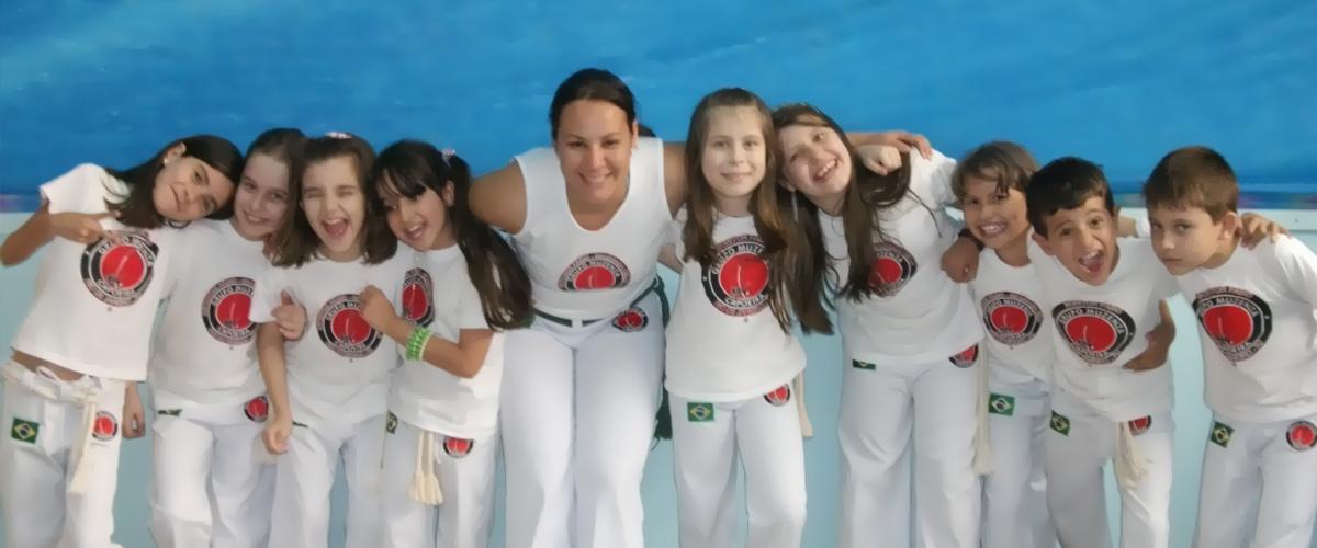 Projeto Capoeira Pedagógica ACAPE'